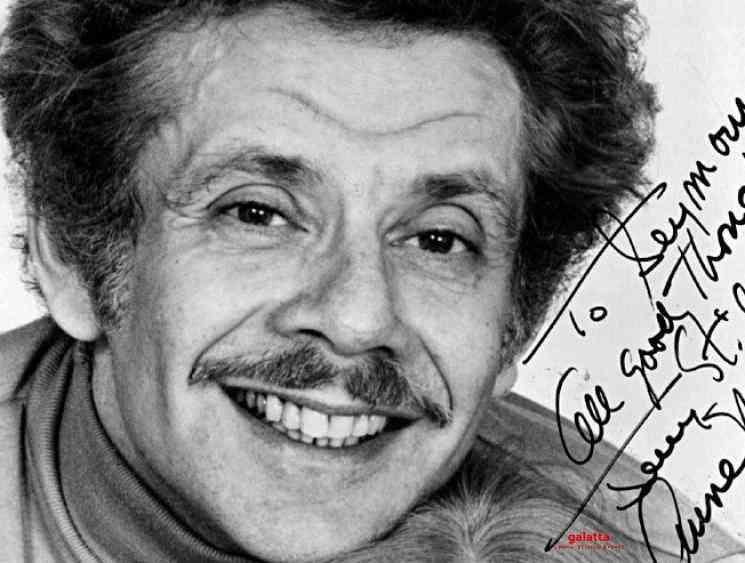 Veteran comedian Jerry Stiller passes away - Tamil Movie Cinema News