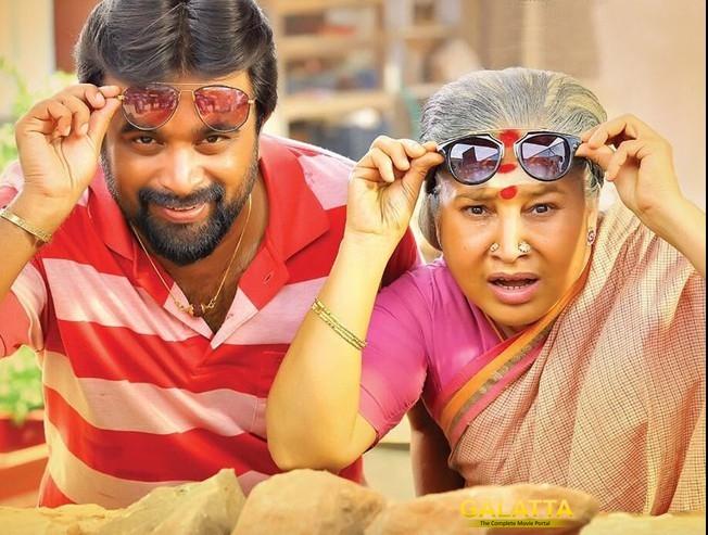 Kovai Sarala is Selfie Kathayee in BVT