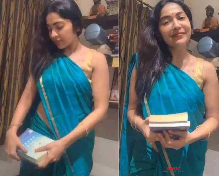 மலர் டீச்சராக மாறிய VJ ரம்யா...வைரல் டிக்டாக் வீடியோ !- Tamil Movies News