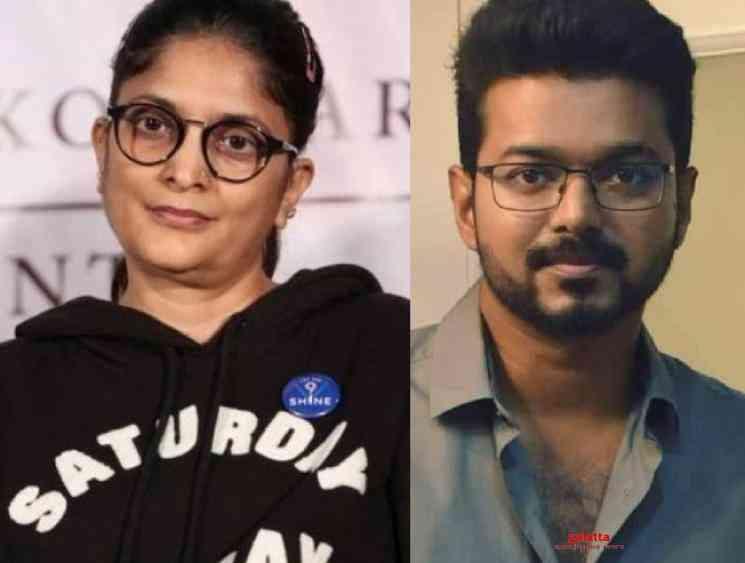 SooraraiPottru Sudha Kongara clarifies that she is not on Twitter - Tamil Movie Cinema News