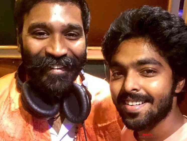 GV Prakash says Dhanush D43 music album will be amazing - Tamil Movie Cinema News