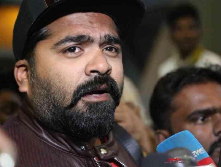 STR to do a new film with his Vaalu director Vijay Chandar again - Tamil Movie Cinema News