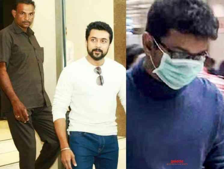 Malayalam film industry body guard Maranalloor Das passed away - Tamil Movie Cinema News