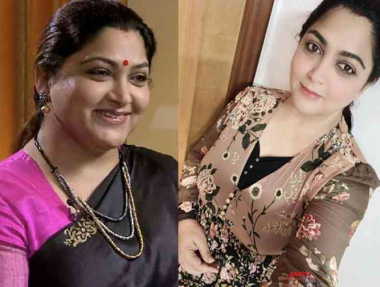 Khushbu Sundar reveals the reason behind her transformation - Tamil Movie Cinema News