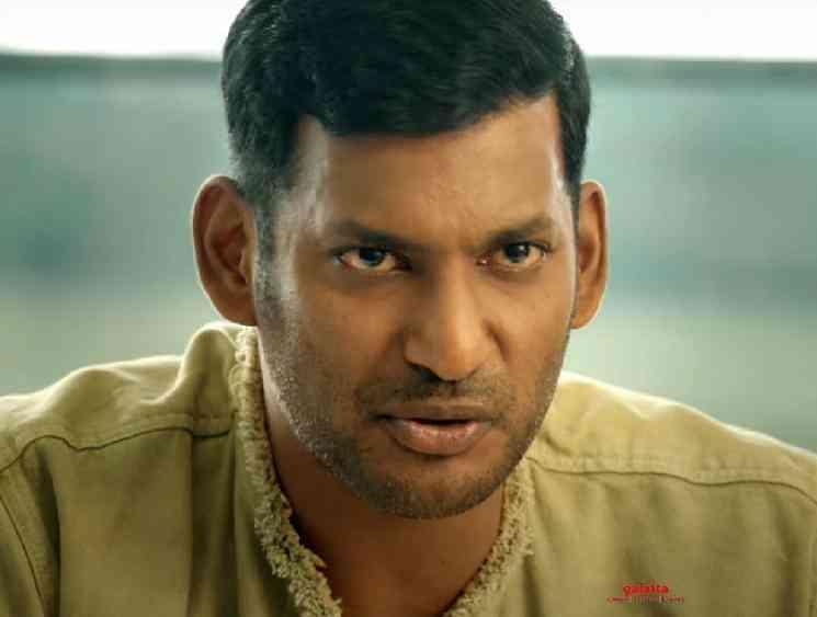 Vishal starrer Chakra Official Trailer Shraddha Srinath Yuvan - Tamil Movie Cinema News