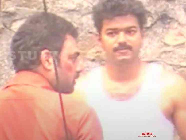 Thalapathy Vijay Thalaivaa Unseen Stunt Making Videos released - Tamil Movie Cinema News