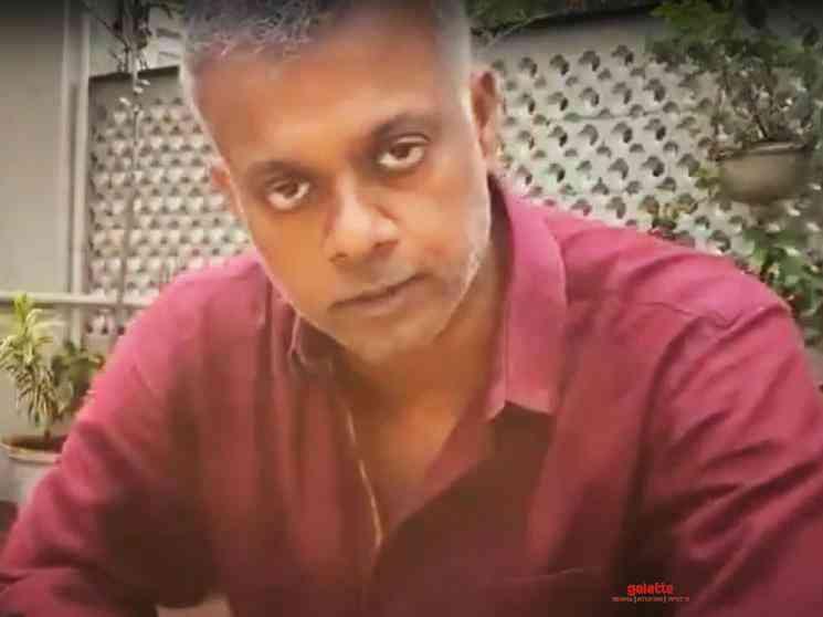 Gautham Menon reveals the full story of Joshua Imai Pol Kaakha - Tamil Movie Cinema News