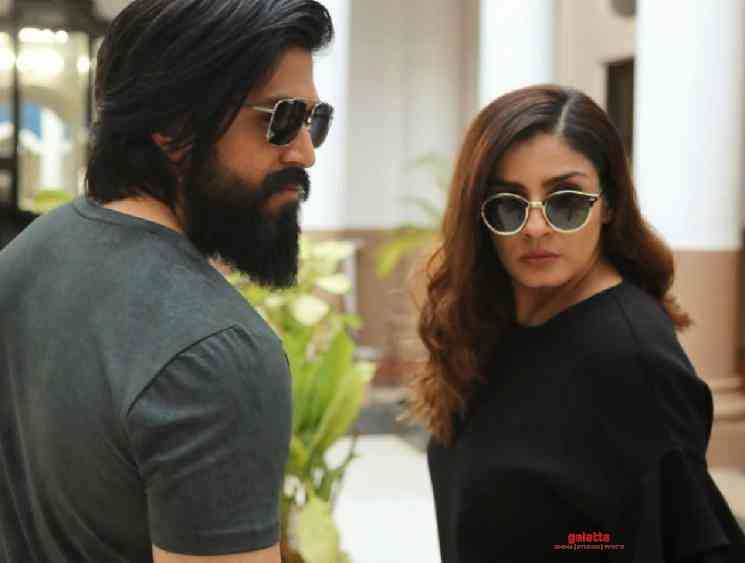 Raveena Tandon talks about her role in KGF Chapter 2 Yash - Tamil Movie Cinema News