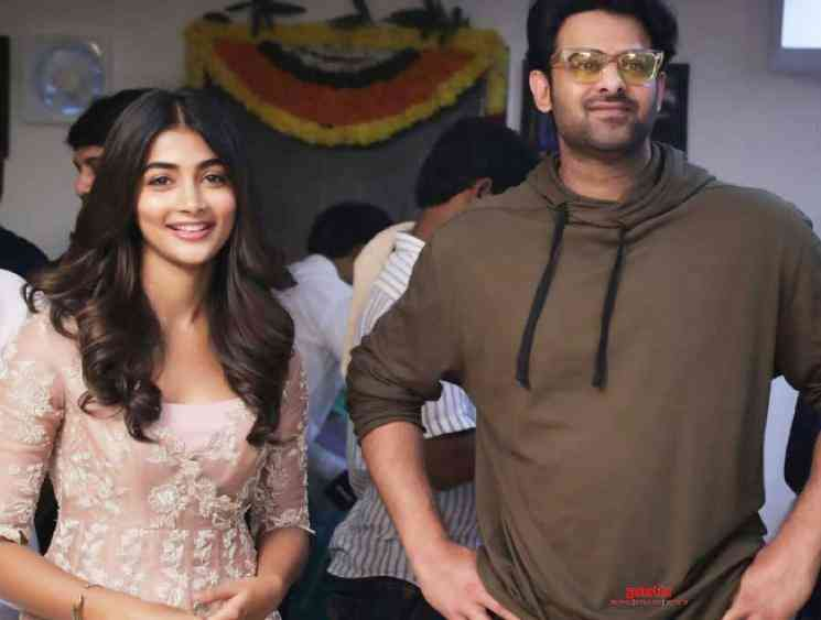Prabhas 20 first look poster and title to release on July 10 - Tamil Movie Cinema News