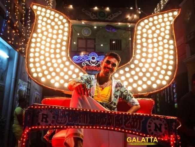 Dhanush Sai Pallavi Starrer Maari 2 Release In May