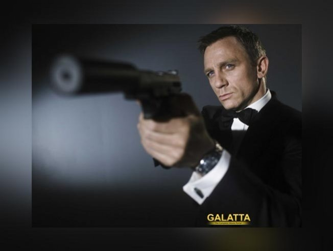 An Update On The Current Status Of The Next James Bond Film