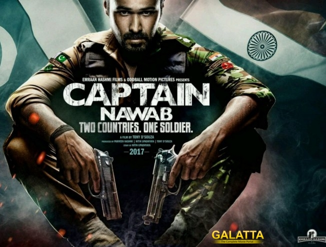 Captain Nawab's first look is out!
