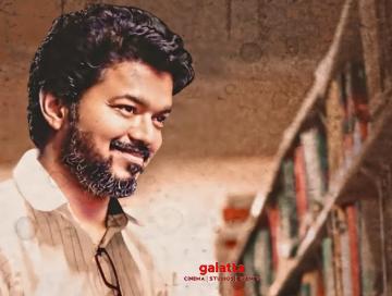 Thalapathy 64 intro song is not titled Sambavam Vijay Lokesh - Tamil Movie Cinema News