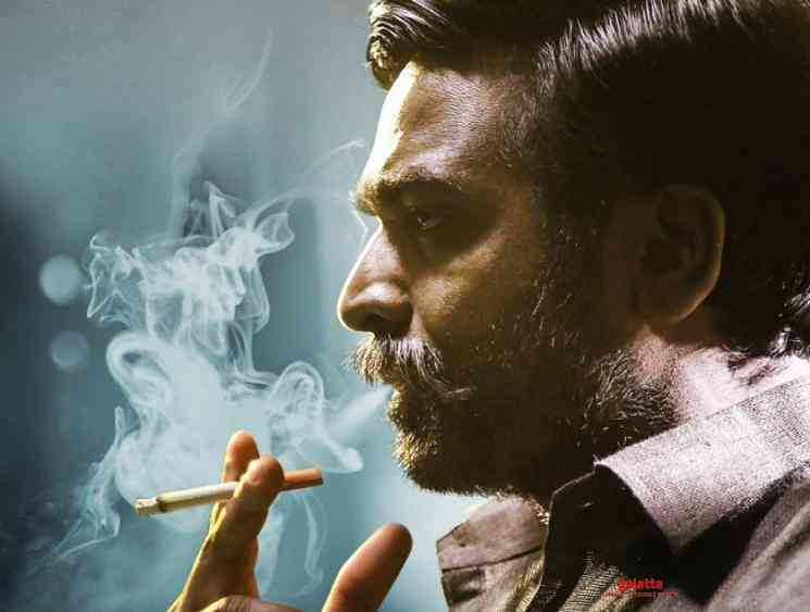 Vijay Sethupathi first look poster Uppena - Tamil Movie Cinema News