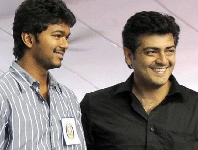 ''If Ajith and Vijay come to politics....'' SJ Suryah's breaking statement