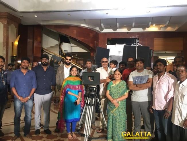 Nathambal Film Factory's Production No. 3 begins!