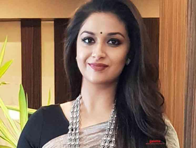 Keerthy Suresh is not acting in Andhadhun remake - Tamil Movie Cinema News