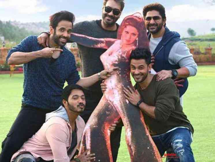 Rohit Shetty Golmaal Again to be re released in New Zealand - Tamil Movie Cinema News