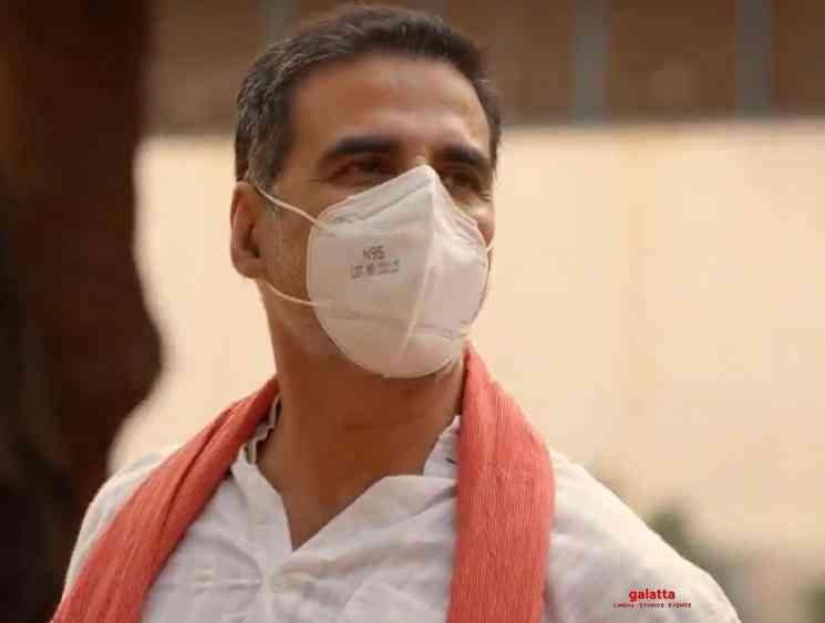 Akshay Kumar coronavirus themed short film - Tamil Movie Cinema News