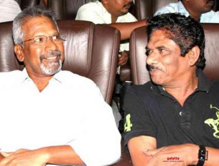 Bharathiraja praises Mani Ratnam on his birthday - Tamil Movie Cinema News