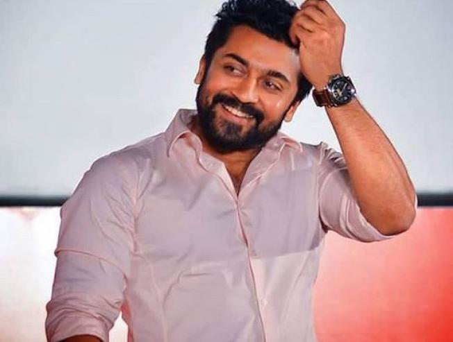 Kaappan Surprise Announcement On Tamil New Year April 14th Suriya KV Anand Mohanlal Arya