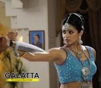Priyamani undergoes special training for Chandi!