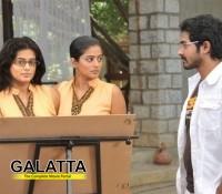 Today's release: Charulatha, Saattai!