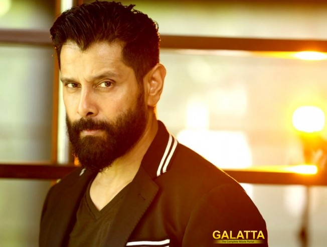 Now, Vikram joins Instagram