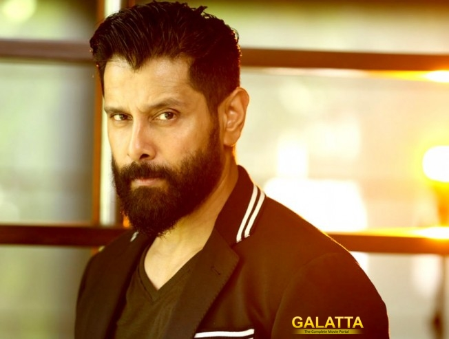 Vikram's Iru Mugan nearing 100 Cr collections