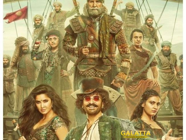 Thugs of Hindostan Release Countdown Video !