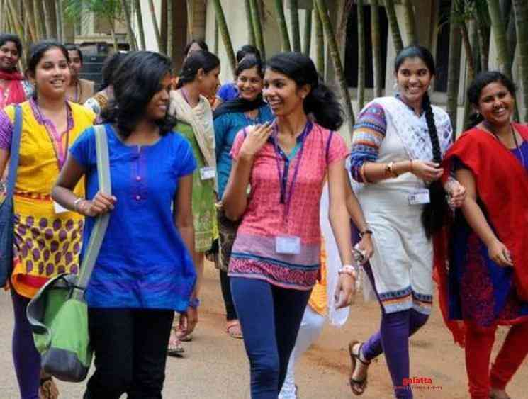 colleges reopening after Tamil Nadu coronavirus free lockdown - Tamil Movie Cinema News