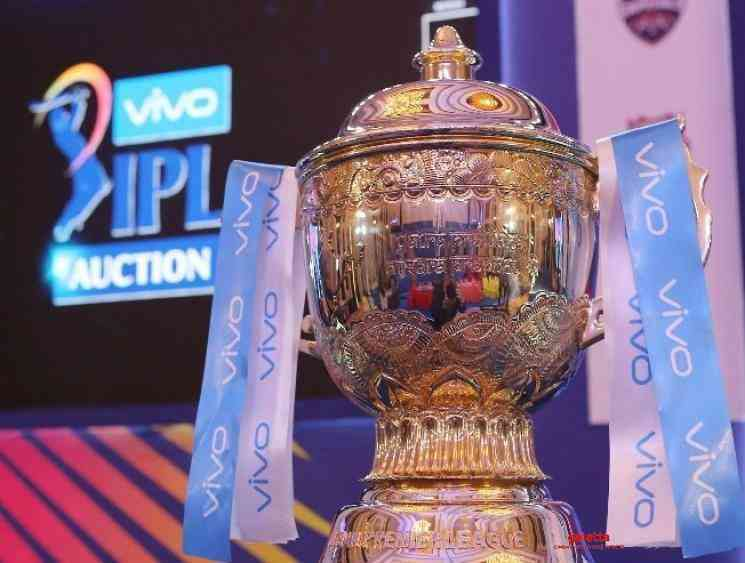 IPL 2020 possible in October November if T20 World Cup postponed - Tamil Movie Cinema News
