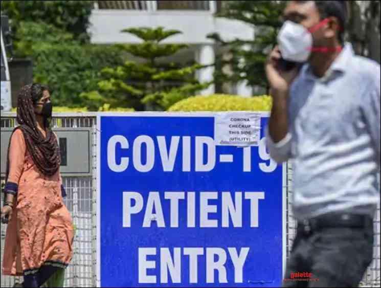 coronavirus tamil nadu today 817 New Cases 6 New Deaths - Tamil Movie Cinema News