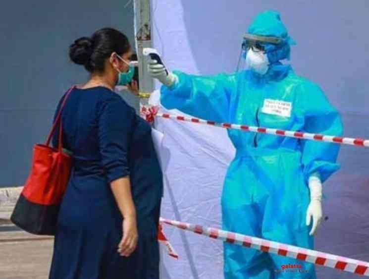 coronavirus tamil nadu today 827 New Cases twelve deaths - Tamil Movie Cinema News