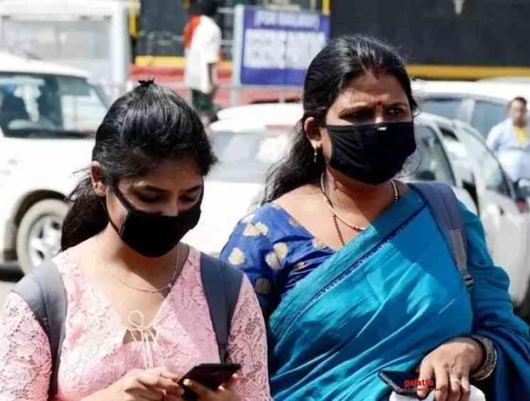coronavirus tamil nadu today 938 New Cases six New Deaths - Tamil Movie Cinema News