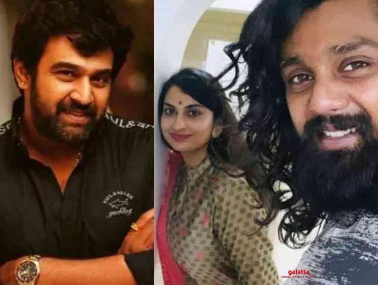 Actor Dhruv Sarja and Prerana tested COVID 19 positive - Tamil Movie Cinema News