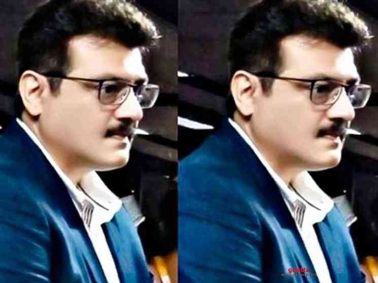 New Photo from Ajith Kumar Valimai goes Viral on social media - Tamil Movie Cinema News