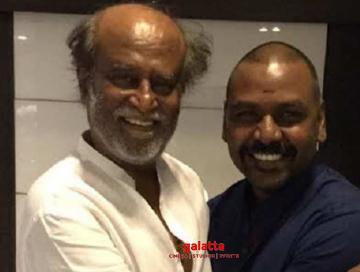 Raghava Lawrence statement on Rajinikanth controversy - Tamil Movie Cinema News