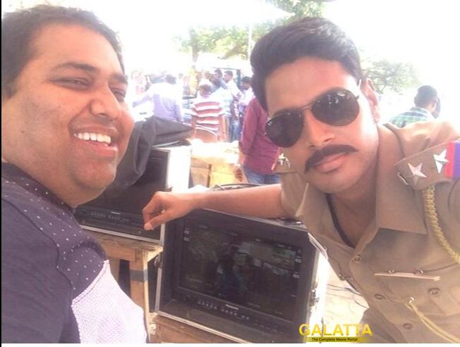 CV Kumar's directorial goes on floor