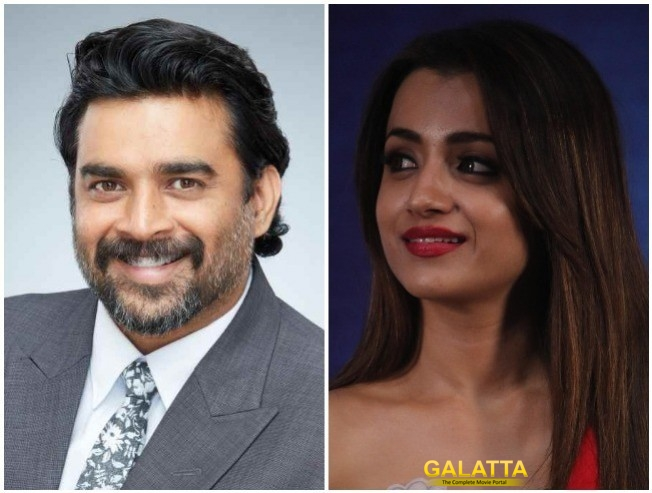 Madhavan As Trisha's Replacement?