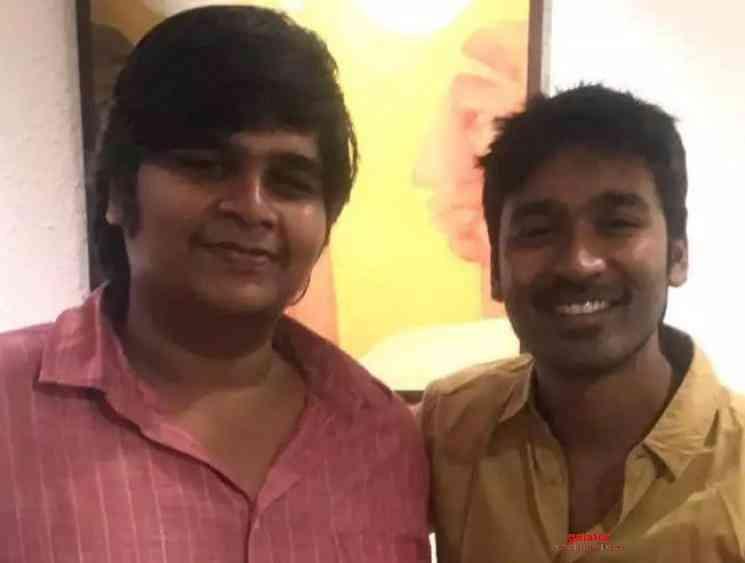 Dhanush Karthik Subbaraj D40 movie special song lyricist Vivek - Tamil Movie Cinema News