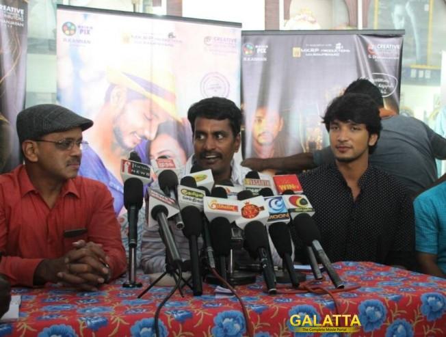Ivan Thanthiran Team Visits Coimbatore, Madurai and Other Cities