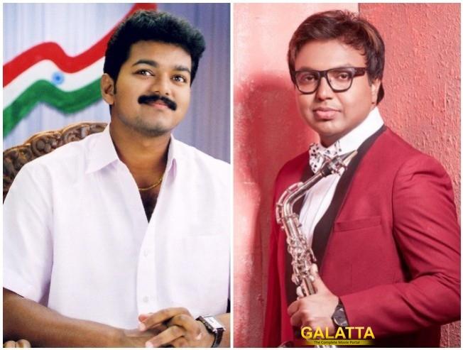 Imman thanks Vijay for Thamizhan