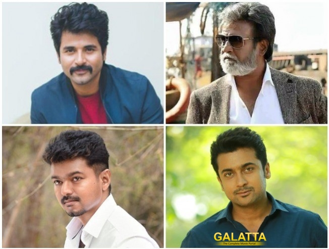 Sivakarthikeyan Reaches Five Million Followers On Twitter To Go Past Rajinikanth Vijay Suriya
