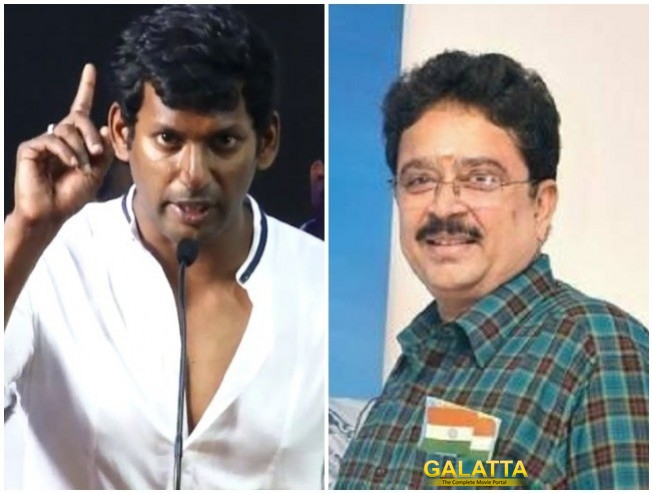 Vishal And Nadigar Sangam Condemn S Ve Shekher Statements Against Journalist And Women