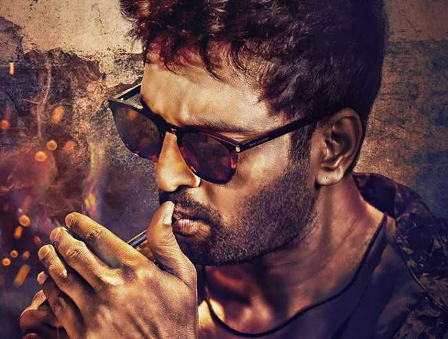 Santhanams next titled Dagaalty and the first look is out now