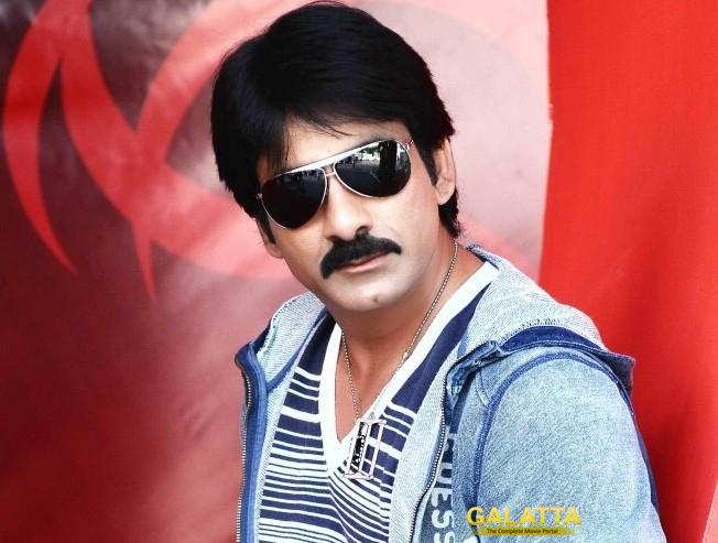 Ravi Teja in Kanithan's remake