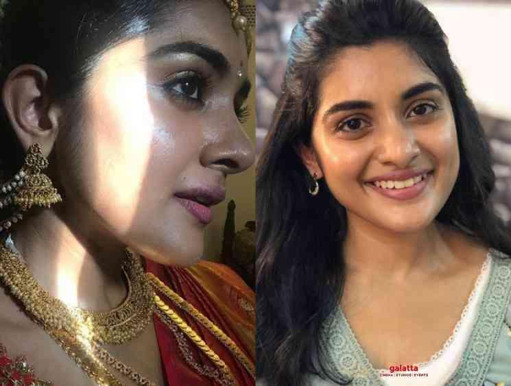 Nivetha Thomas' emotional post on Darbar - picture goes viral on social media - Tamil Cinema News