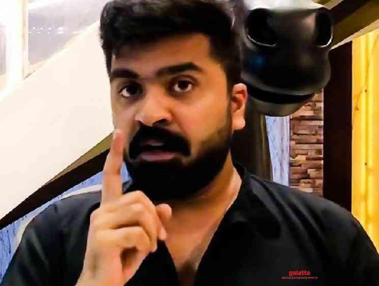 Venkat Prabhu about working with Simbu STR in Maanaadu - Tamil Movie Cinema News