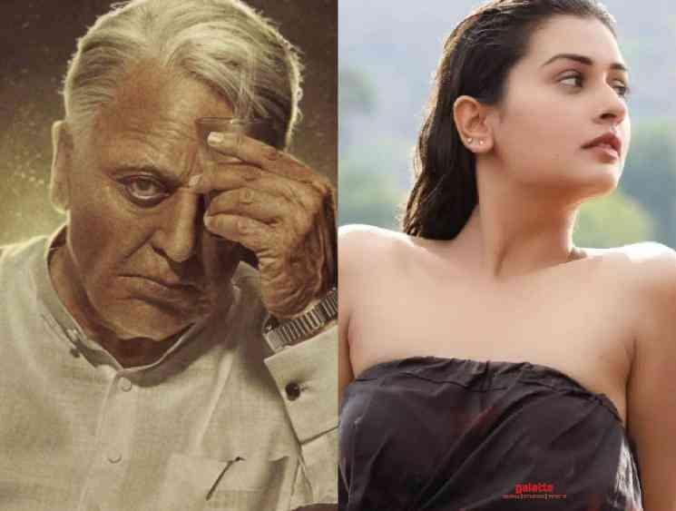 Payal Rajput denies featuring in Kamal Haasan Indian 2 and Pushpa - Tamil Movie Cinema News
